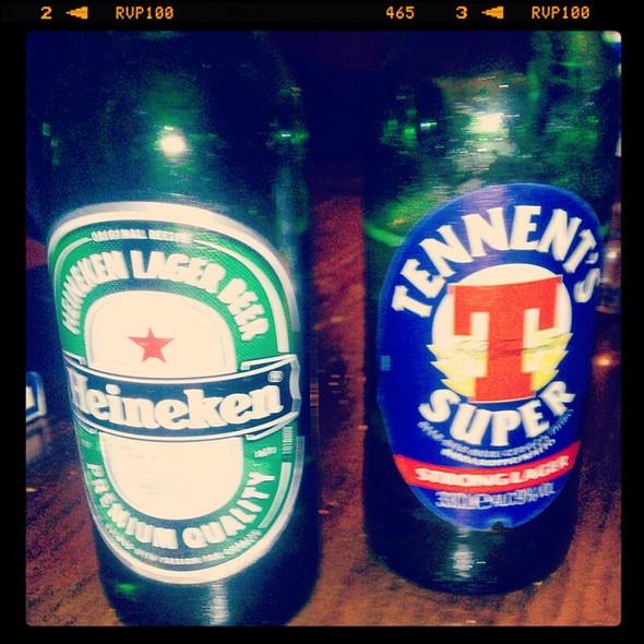 Heineken E Tennent's - La Locanda, Miami Beach, FL