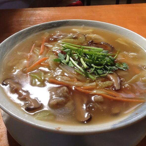 Pork Vermicelli Soup @ Taste of Formosa
