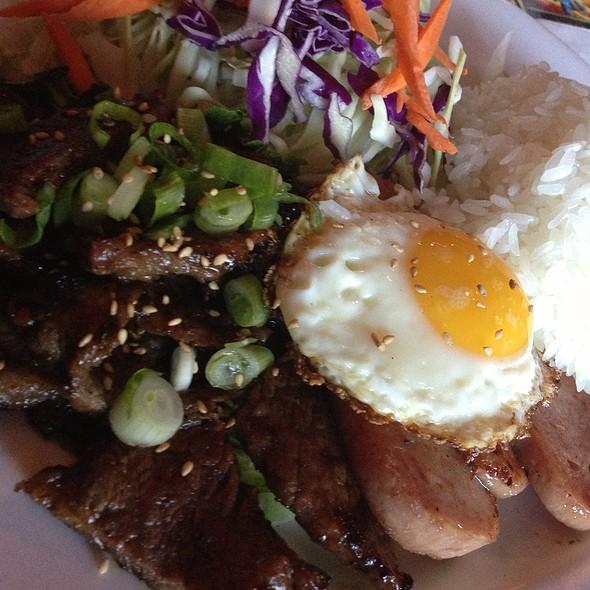 Hometown Plate @ Hashigo Korean Kitchen