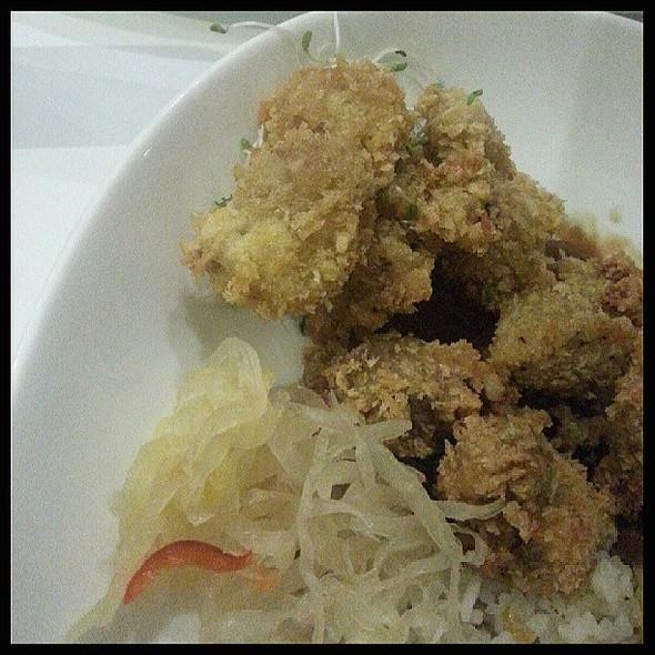 Fried Tenderloin @ Pino