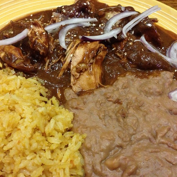 Chicken Molé - Otaez Mexican Restaurant - Alameda, Alameda, CA