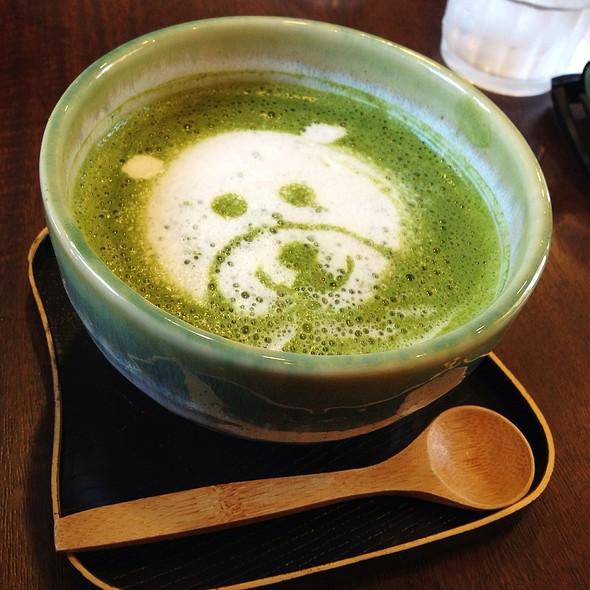 Matcha Latte @ Nanafuku