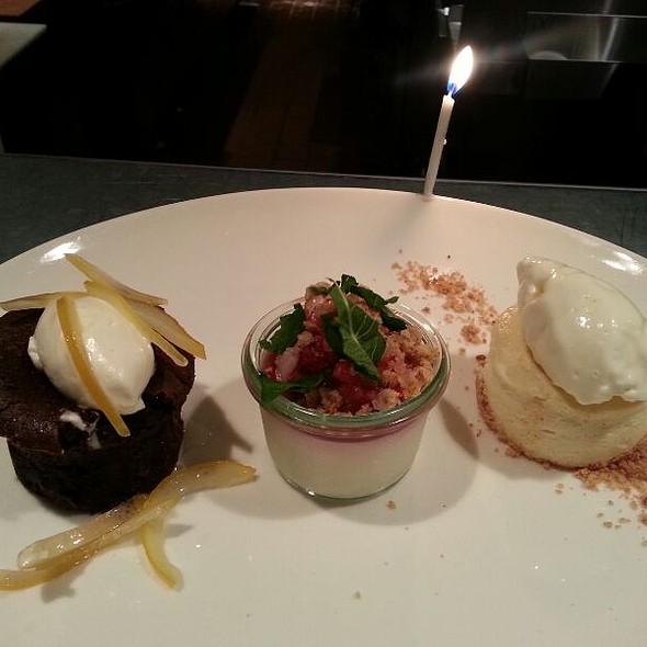 Birthday Desserts - no. 246, Decatur, GA