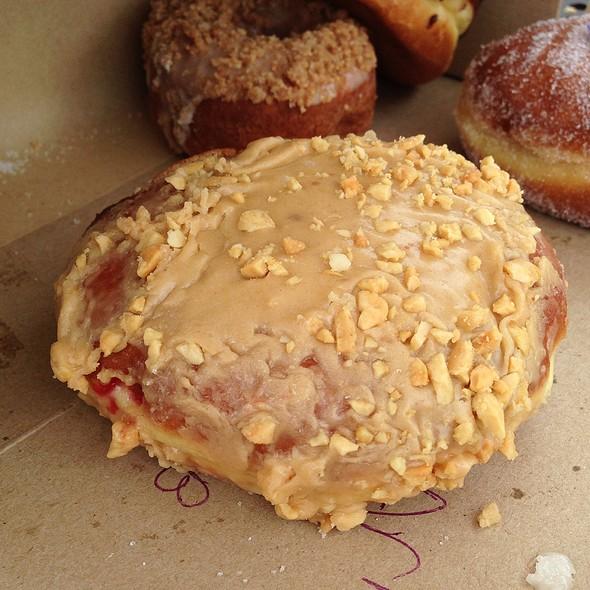 PB&J @ Sidecar Doughnuts & Coffee