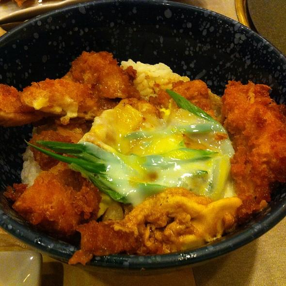 Katsudon @ Tempura Japanese Grill