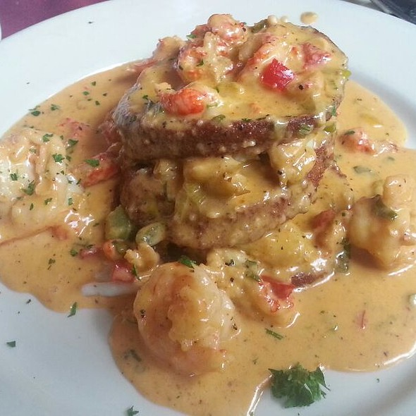 Seafood Medallion - Vincent's Italian Cuisine - Uptown New Orleans, New Orleans, LA