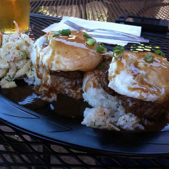Loco Moco @ Pono Hawaiian Grill
