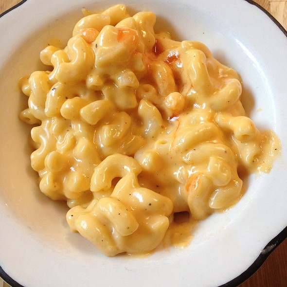 Mac and Cheese @ Pies-N-Thighs