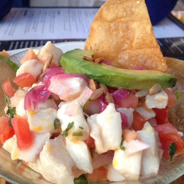 Ceviche Classico - El Alma Cafe y Cantina, Austin, TX