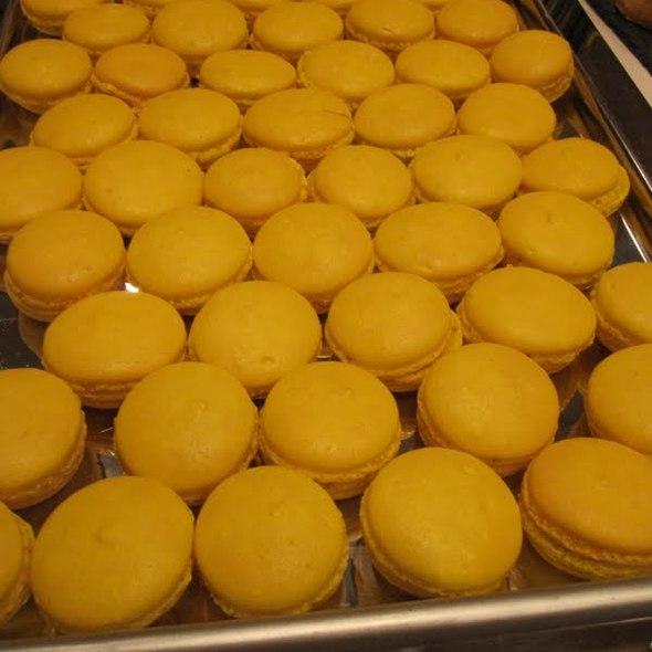 Macarons @ Le Meridien Montparnasse