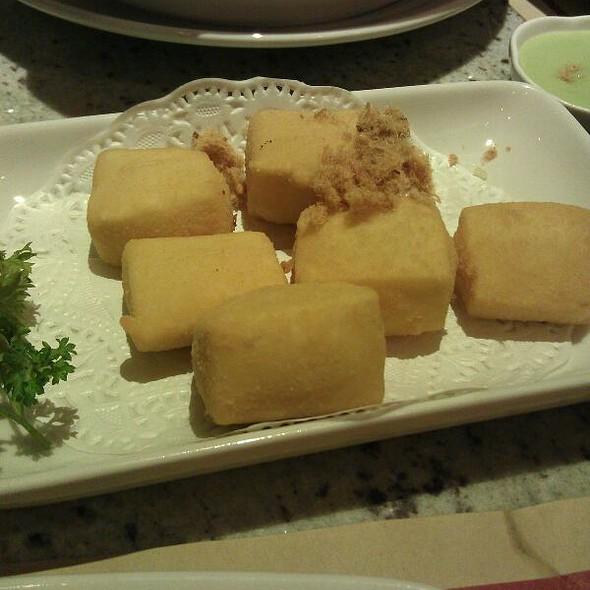 Fried Tofu @ Woon Tung Kee