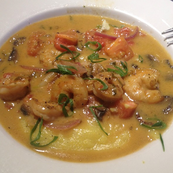 Shrimp and Grits - Cristiano Ristorante, Houma, LA