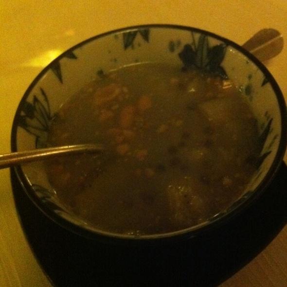 Banana Tapioca Soup @ Thien Kim