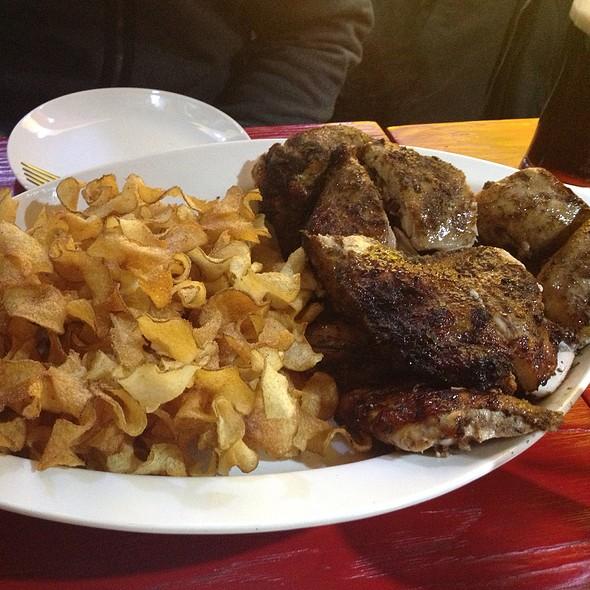 Jamaican Jerk Chicken @ TuCan Jamaican Jerk Chicken