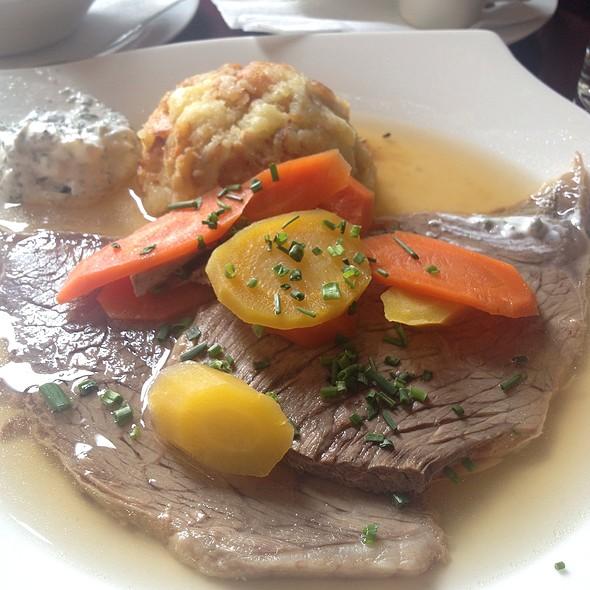 Tafelspitz @ Restaurant Führich