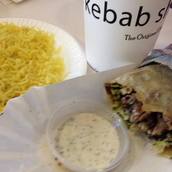 how to make chilli sauce for doner kebab