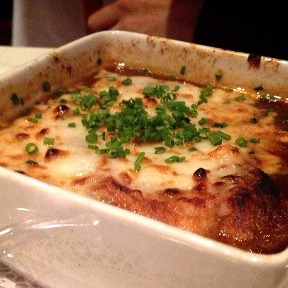 Onion Soup - Bobby Van's Steakhouse - 54th Street, New York, NY