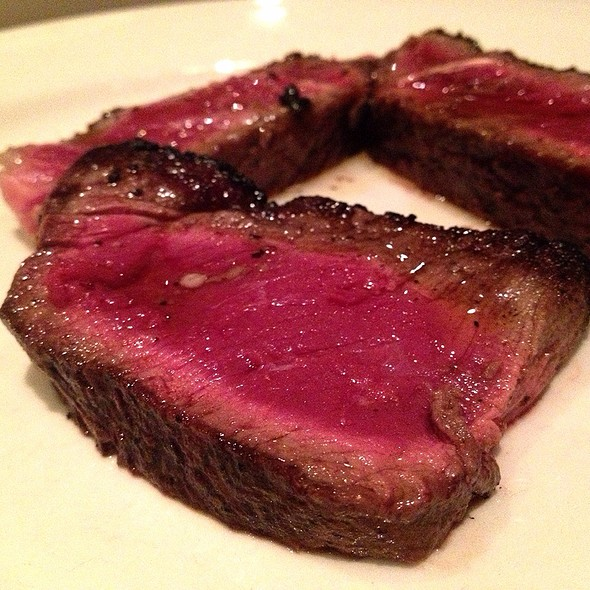 Medium Rare - Bobby Van's Steakhouse - 54th Street, New York, NY