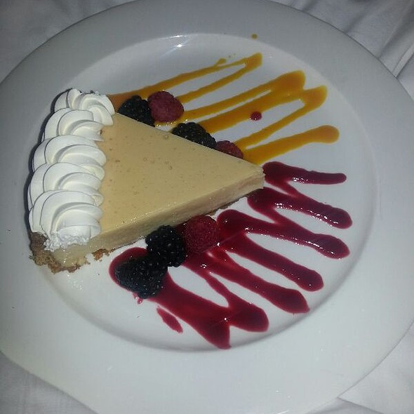 Key Lime Pie - The Cafe - Diplomat Resort & Spa, Hollywood, Hollywood, FL