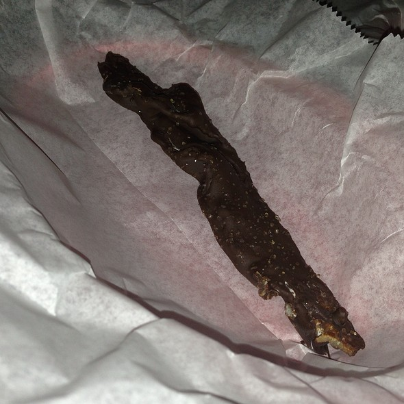 Chocolate Covered Bacon @ Frank Restaurant