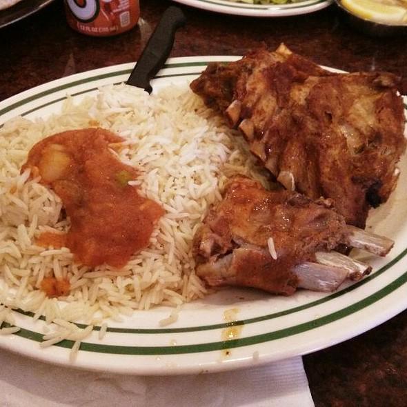 Yemen Cafe Menu Haneeth