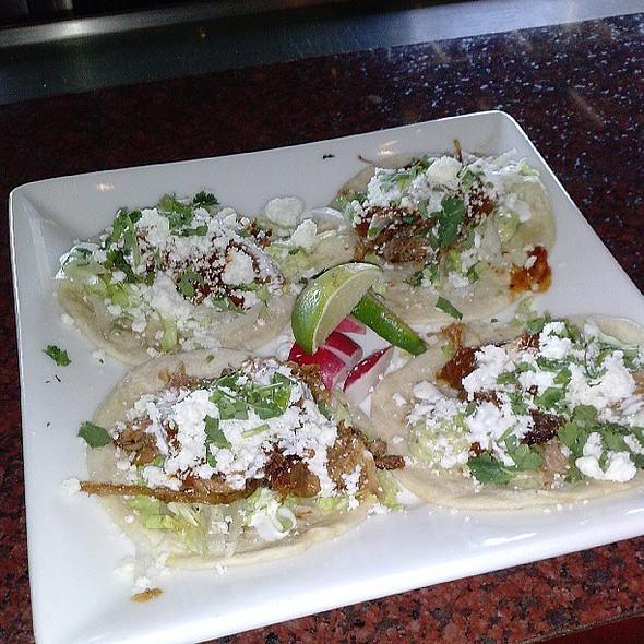 Baja Tacos @ Gordon Biersch Brewery Restaurant