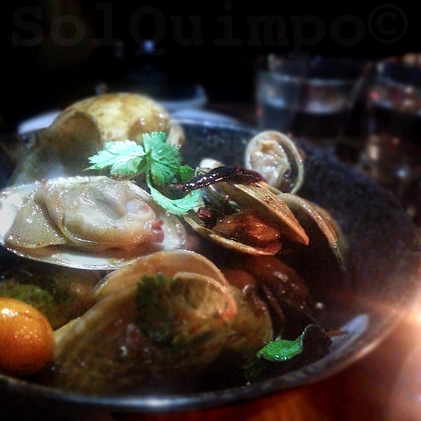 Southern Clams @ Dragonfly Asian Dining Lounge