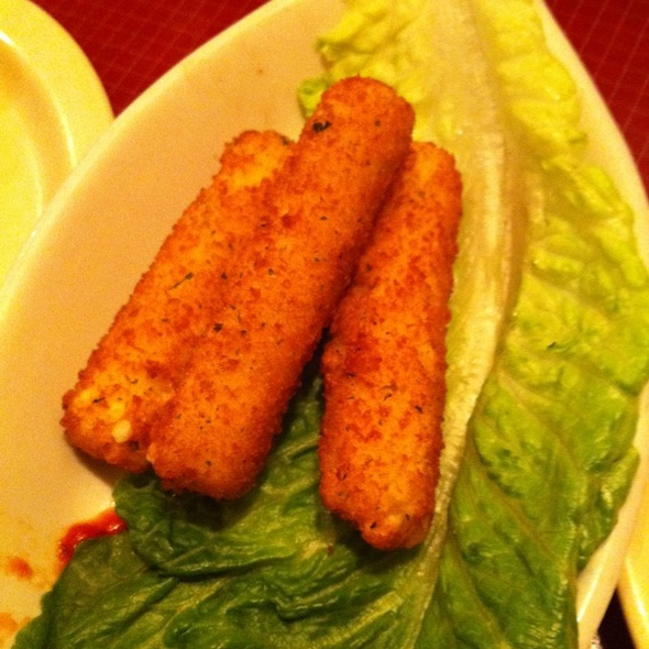 Mozzarella Sticks @ Lou Malnati's Pizzeria