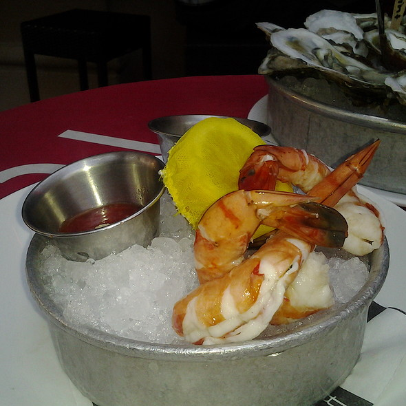 Shrimp Cocktail - Racks Downtown Eatery + Tavern, Boca Raton, FL