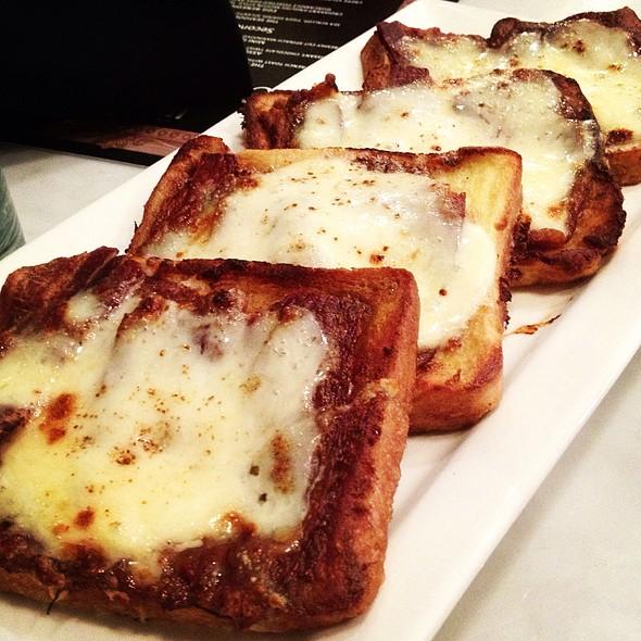 The Artisan Baker's French Toast @ The Artisan Baker