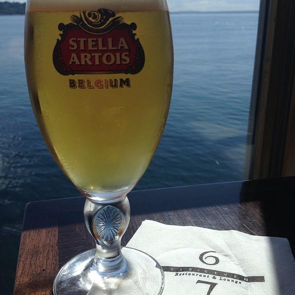 Stella Artois - Six Seven Restaurant & Lounge, Seattle, WA