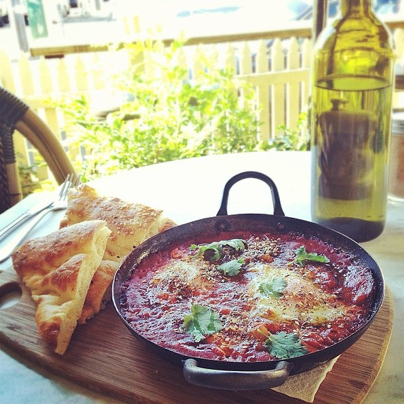 G'day @ Is It Cafe