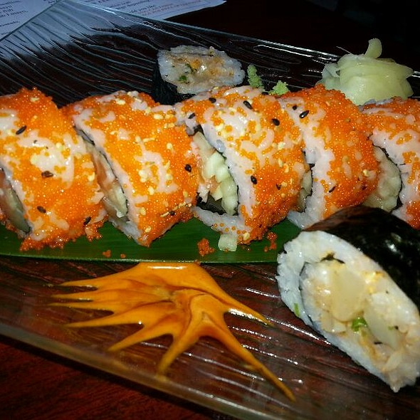 Rock and Roll Roll - Kimberli Sushi Restaurant, Chicago, IL