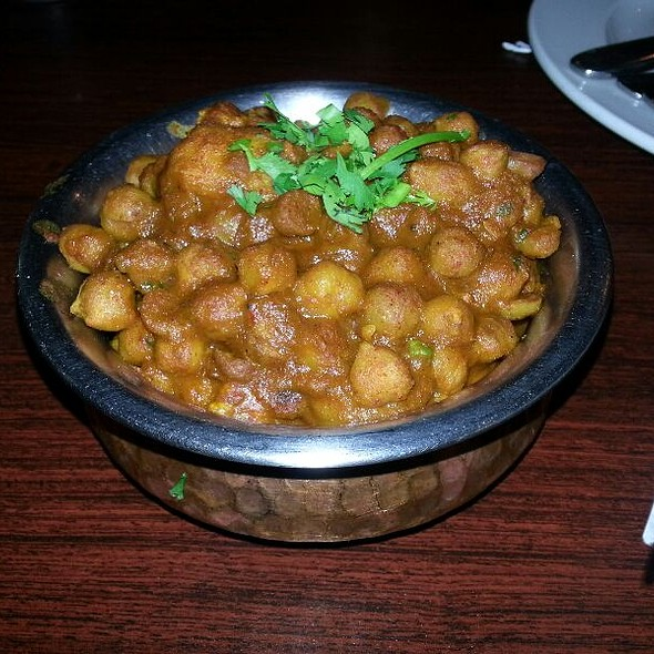 Chana Masala @ Bombay Indian Grill