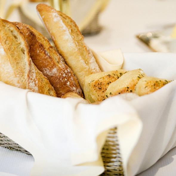 Bread Basket @ Del Posto
