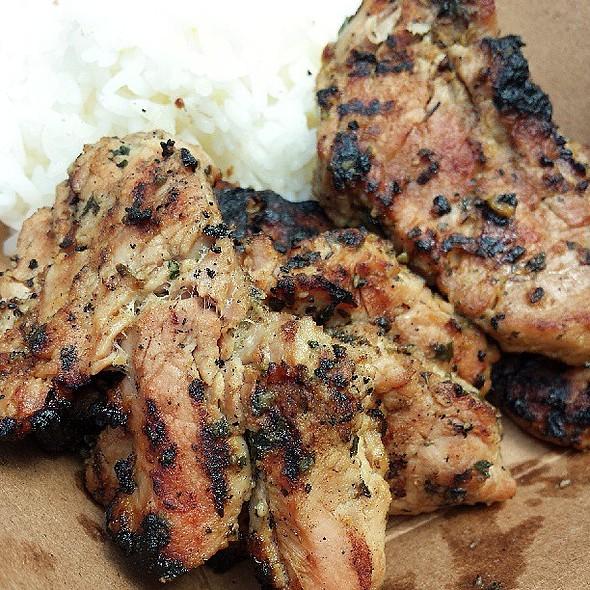 Pork medalion bowl @onotogo. Breakfast time! @ Taste