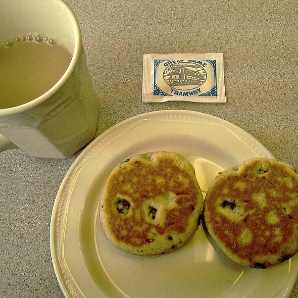 Welsh Cakes @ Randolph Turpin's