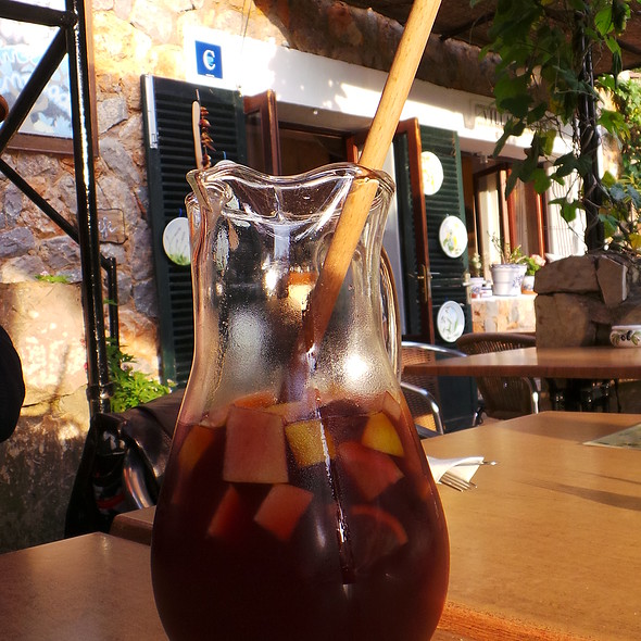 Sangria @ The Village Cafe