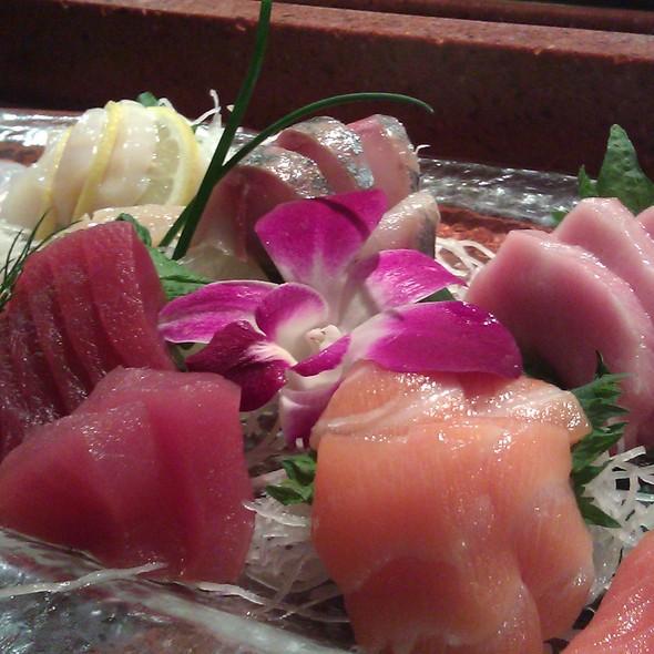 Sashimi Omakase @ Kata Robata Sushi & Grill