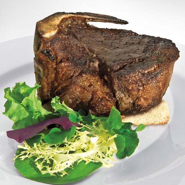 Bone-In Tenderloin Steak - Shaw's Crab House - Chicago, Chicago, IL