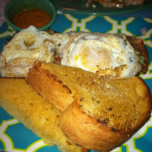 Mexican Mashed Meal @ The Friendly Toast