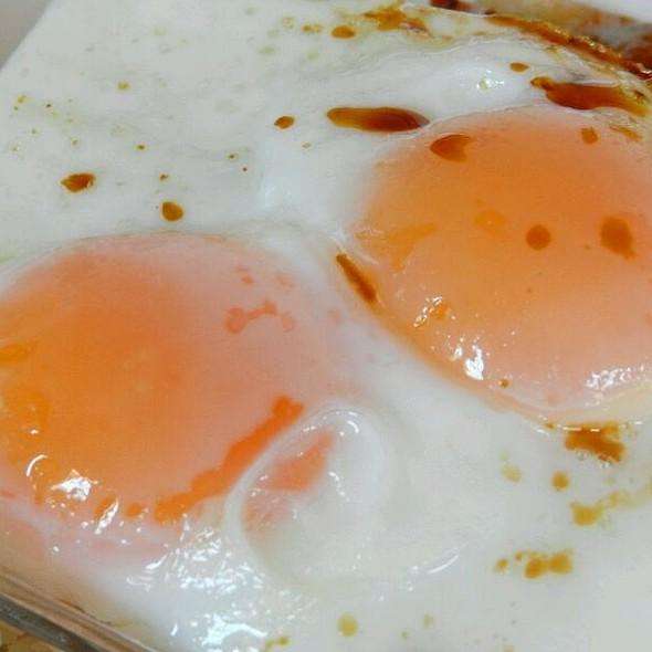 Sunnyside up Egg @ Baratie