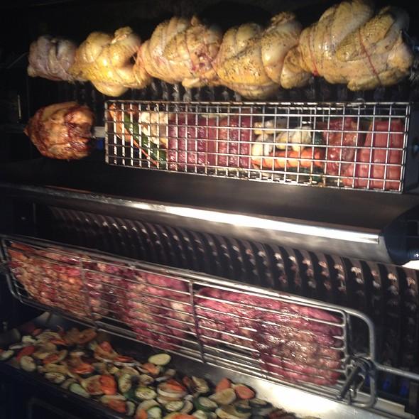 Grilled Chicken @ Le Marmiton de Lutece