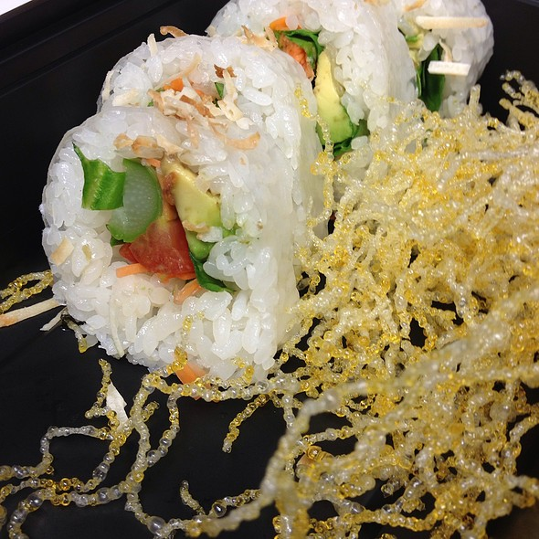 Sushi @ Max at the Gallery, University of Rochester