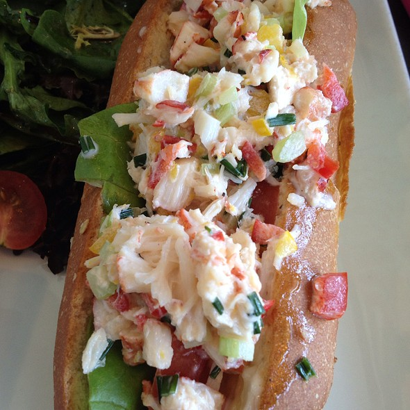 Lobster Sandwich @ Diana's Oyster Bar & Grill