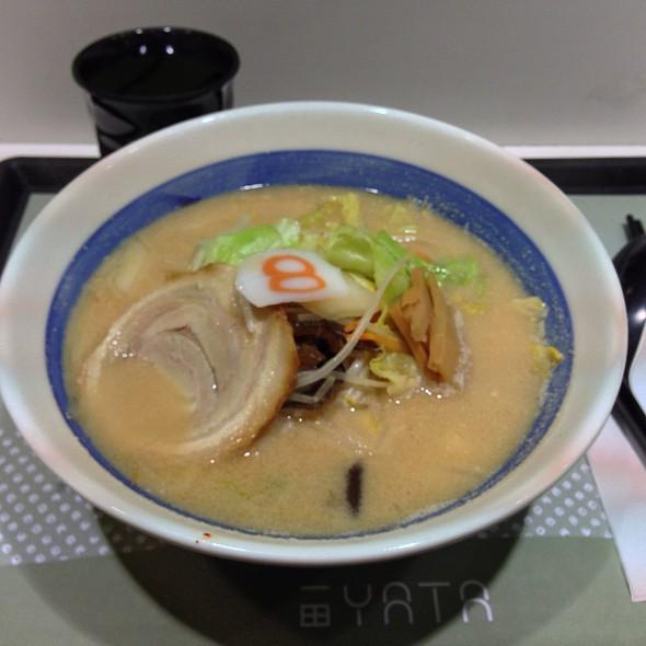 野菜ラーメン @ 八番拉麵