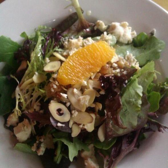 Malaga Salad: Mixed Greens W/ Hazelnut Vinaigrette - Cafe Malaga, McKinney, TX