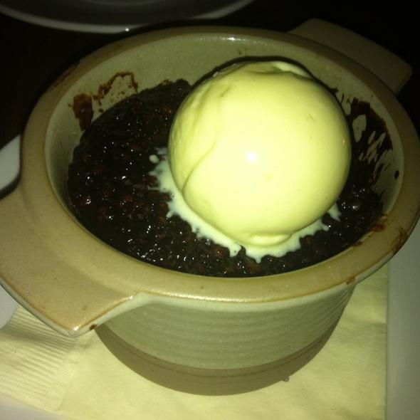 Warm Chocolate Bread Pudding @ Beauty & Essex