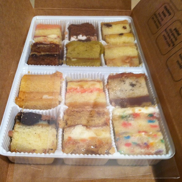 Different Varieties Of Chocolate Cake