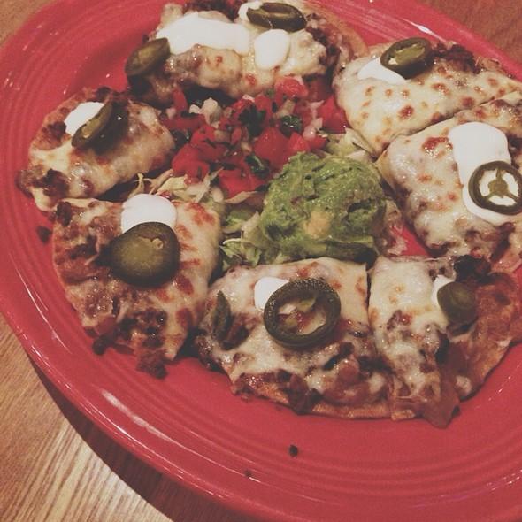 Bontana Nachos With Chorizo